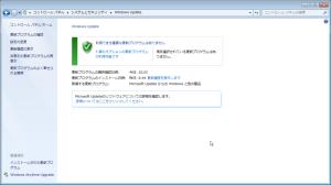 windows Update option