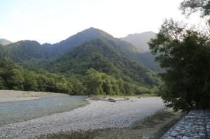 河童橋~明神池14