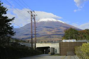 富士山 すばしりから