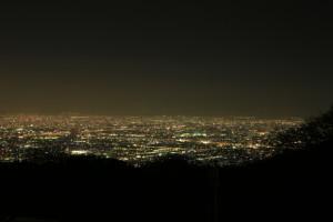 十三峠 夜景①