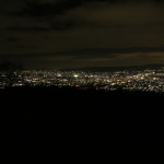 若草山 夜景②