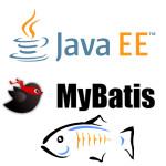 javaEE+Mybatis+GlassFish